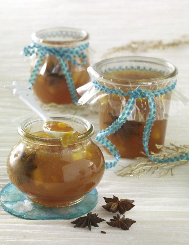 Unser beliebtes Rezept für Tee-Mango-Konfitüre und mehr als 55.000 weitere kostenlose Rezepte auf LECKER.de.
