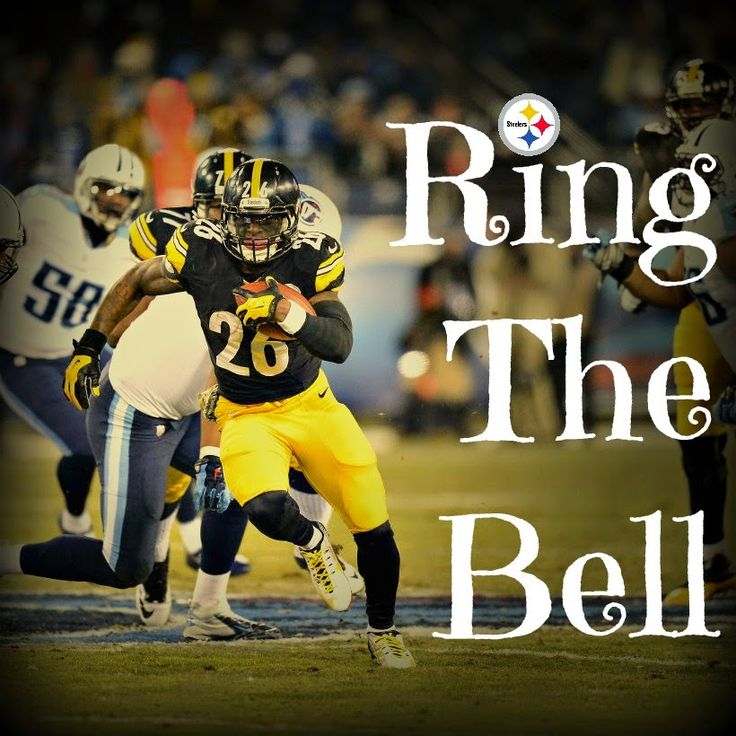 le'veon bell helps the steelers beat the titans, 2014, from the unlikely orange