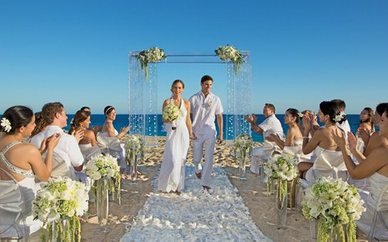 All Inclusive Wedding Packages in the Caribbean