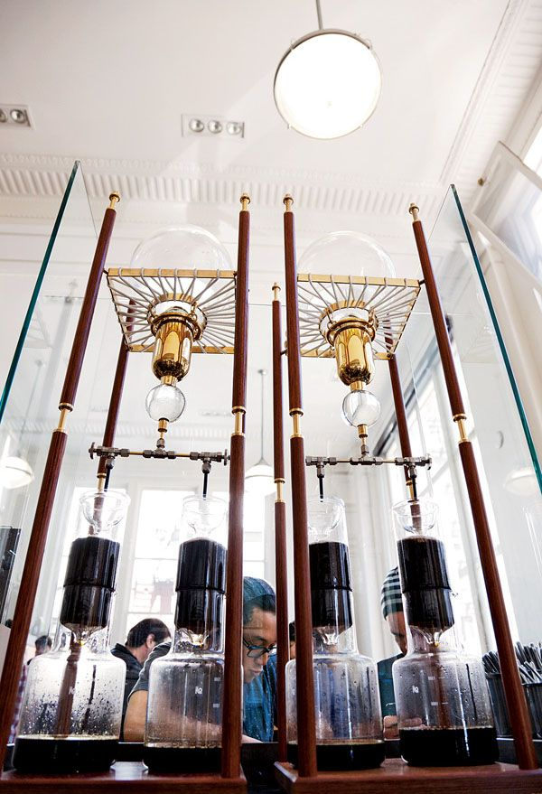 the edible selby visits blue bottle coffee