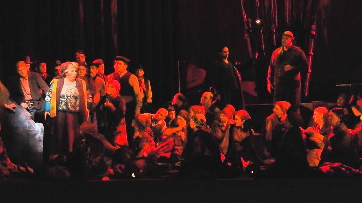 Il Trovatore;Verdi . In the Israeli Opera Tel Aviv.  Daniel Oren- Conduc...