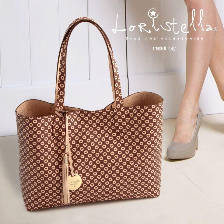 Loristella Prestige #loristella #summer #reverse #heart #handbag #handmade #madeinitaly #moda #shop #instacool #reversible #solocosebelle
