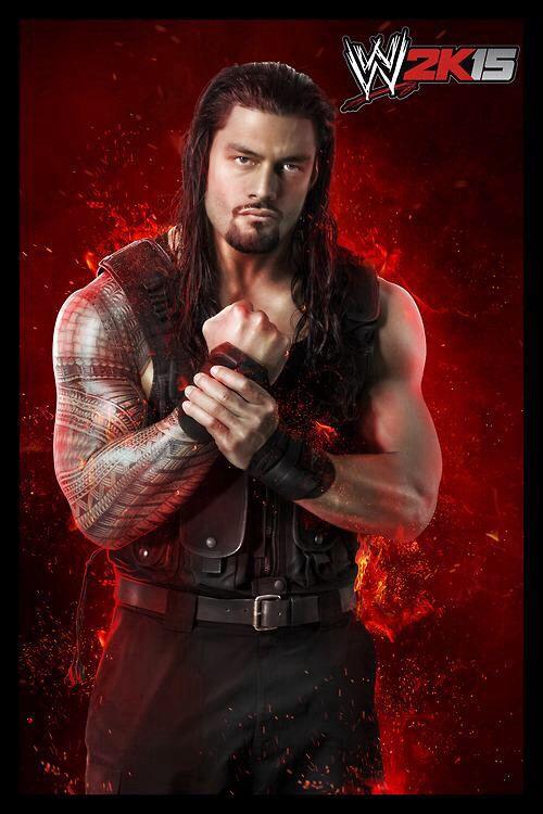 Roman Reigns on WWE 2K15