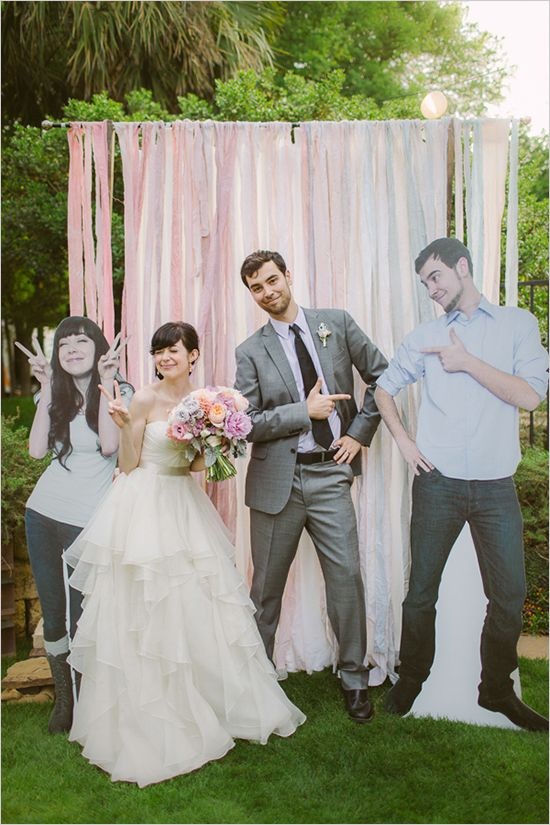 DIY your A$$ off with this Texas wedding. Captured by: The Bird & The Bear Photography  #weddingchicks http://www.weddingchicks.com/2014/08/08/texas-diy-wedding-2/