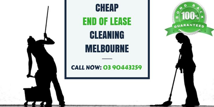 Find cheap end of lease cleaner near you