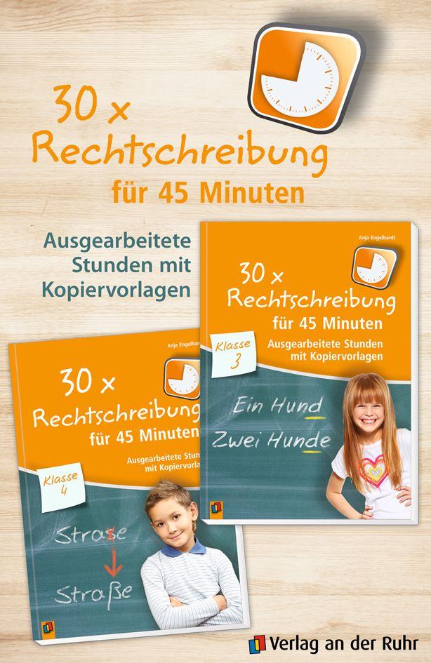 Rechtschreibung • ab Klasse 2 | Finken-Verlag Arbeitsmaterial und ...