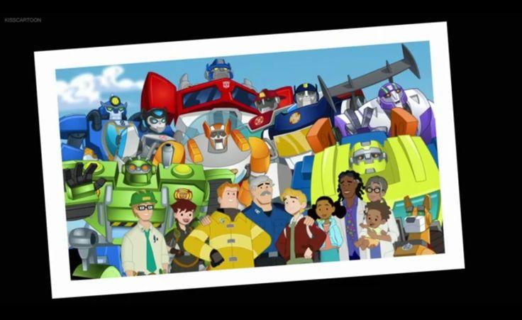 Rescue Bots no Pinterest  Aniversário Transformers, Transformers De