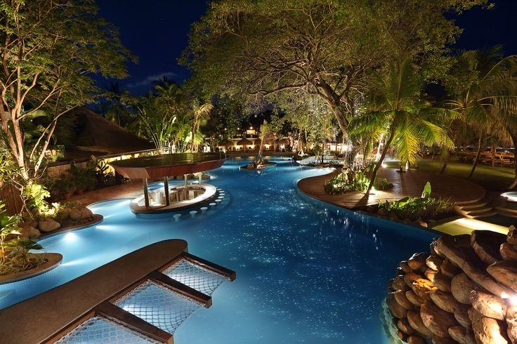 Pool at Bali Mandira Resort