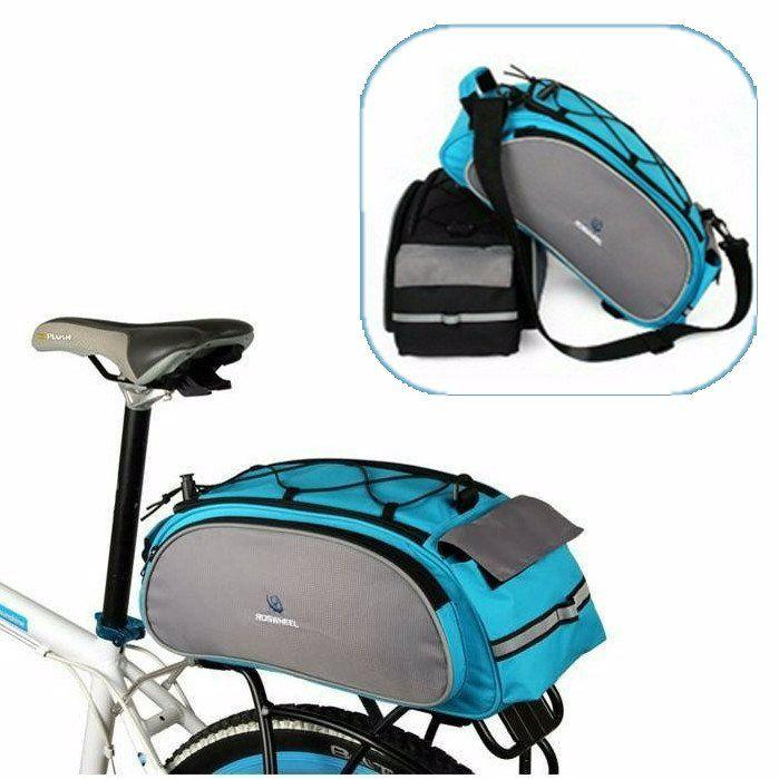 Fahrrad-Gepäckträgertasche
