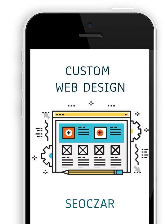 custom web design  web design company or simply a freelancer web designer depending upon your requirements and budget.#seo #services, #web #design company,web #development services,search engine optimization services,best #website design, #ppc services, #logo design. https://www.seoczar.com/