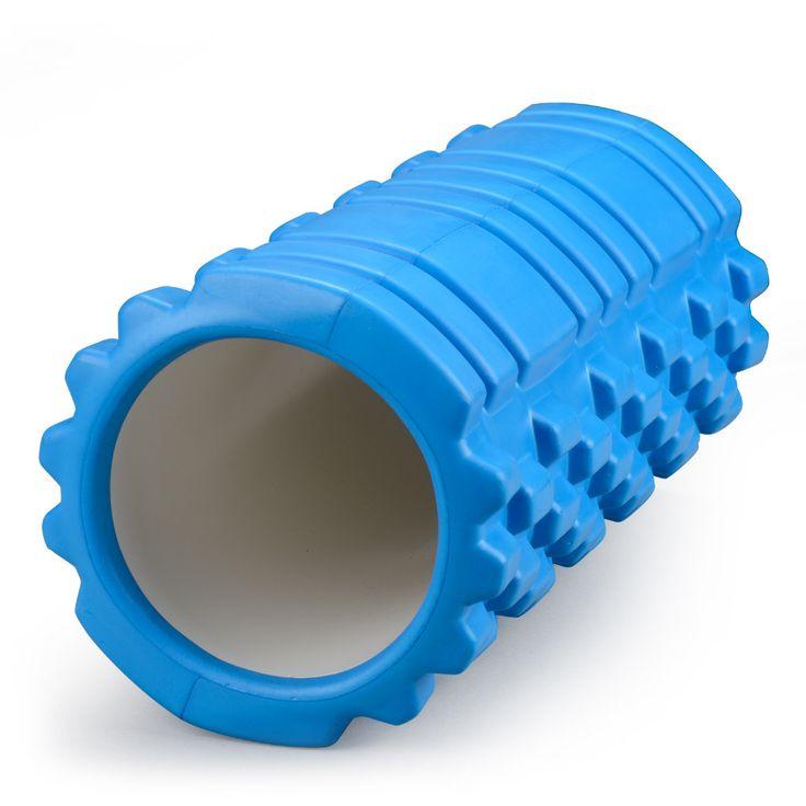 EVA Foam Ролик Синий Цвета Пены EVA Ролик Тренажерный зал ЕВА Йоги Пена Ролик для Лечебный Массаж Пилатес упражнения Плотно мышцы