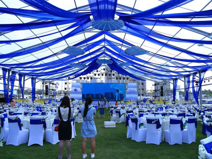 Transparent Party Tents for Sale.Shelter provides Stunning Party Tents for sale with luxury Decorations. Shelter Party Tents can accommodate more than 500 people or seats with maximum span 60m. Clear Span Pavilions can be erected on any surface, concrete, grass, decking etc.#tranparenttent #cateringtent #eventtent #outdoortent #outdoorevent