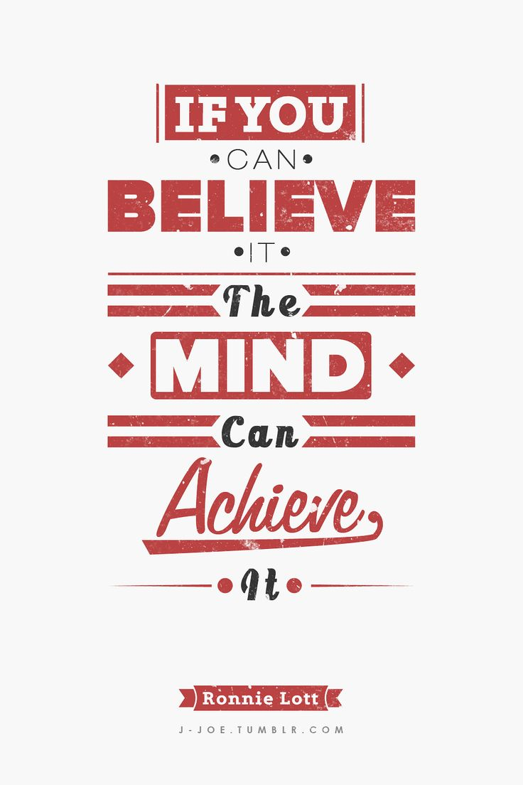 Typographic quote 1 10 a self initiated project that focuses on designing inspirational quotes - Athlete quotes tumblr ...