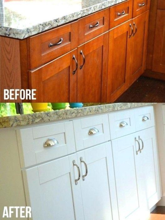 Kitchen Cabinet Paint Semi Gloss Or Satin Kitchen Furnitures