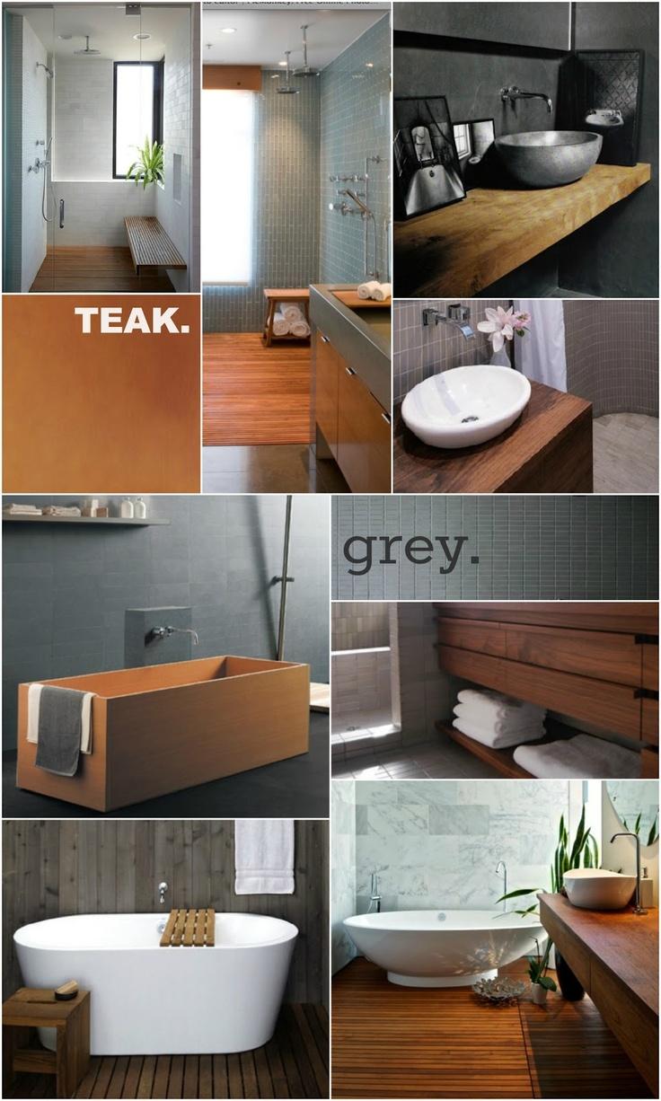 Love this blend teak u0026 grey 133