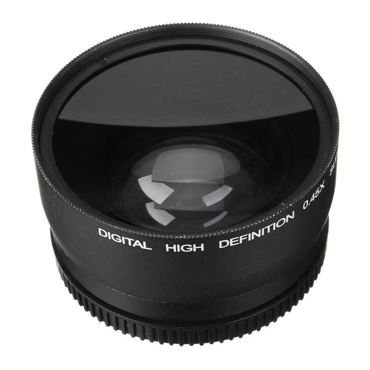 0 45x 58MM Wide Angle Macro Lens for Canon EOS 350D 400D 450D 500D 1000D 550D. Click visit to buy #lenses #accessories