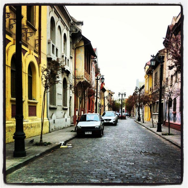 Barrio Yungay - Santiago