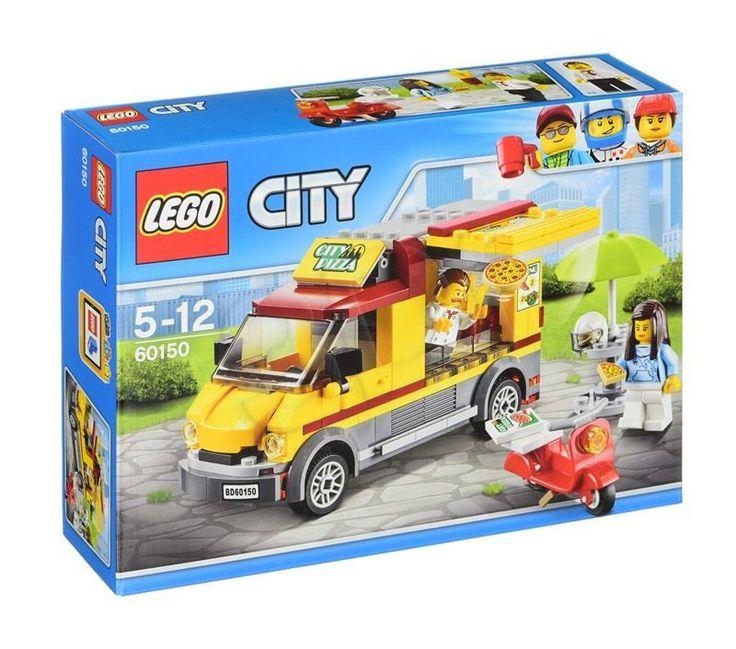 LEGO CITY 60150 FOODTRUCK Z PIZZĄ ( PIZZA VAN )