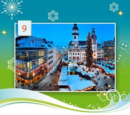 Hier sehen Sie den Weihnachtsmarkt in Chemnitz mit dem Neuen und Alten Rathaus, fotografiert von Klaus Ruttloff. http://www.calvendo.de/galerie/chemnitz-sachsen-zur-blauen-stunde