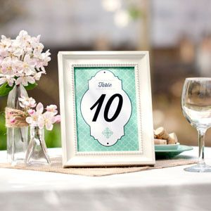 Why You Shouldn't have Tables' Numbers at your Reception