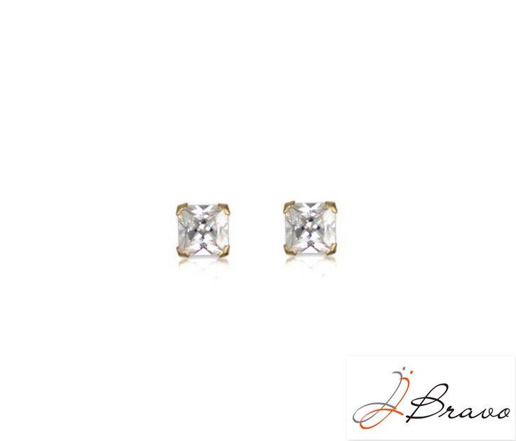 Pendientes de la colección Elementary. Elementary colletion earrings. www.jjbravo.com