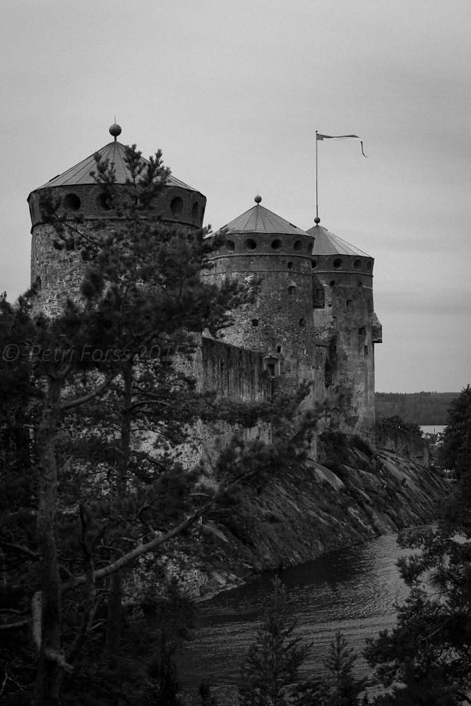 Olaf's Castle by Petri Forss
