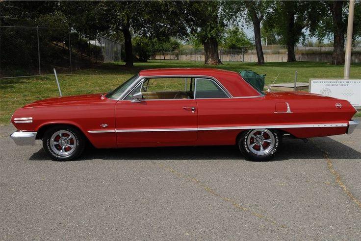 1963 Chevrolet Impala for sale #1826329   Hemmings Motor News
