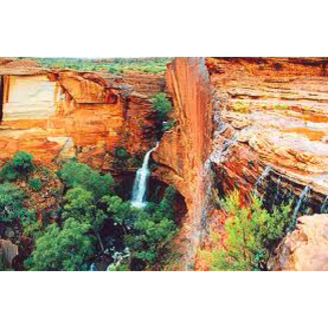 King's Canyon, Australia