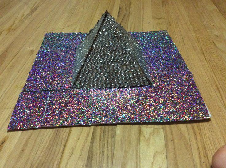 Pyramid Egypt project