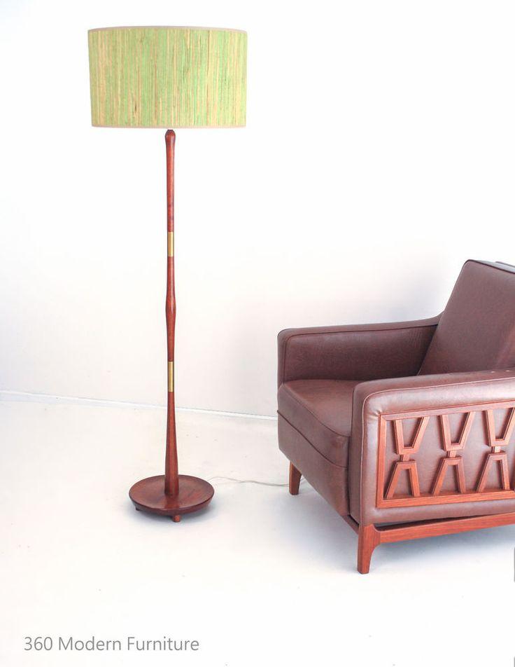 Mid Century Teak Floor Lamp Lighting Retro Vintage Standard Lounge Light    360 Modern Furniture. 963 best Mid Century Furniture by 360 Modern images on Pinterest