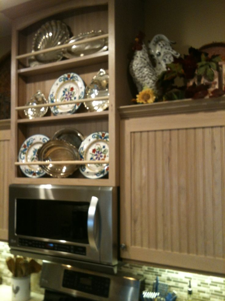 kitchen cabinet plate rack 29 best plate racks images on kitchens dish 5664