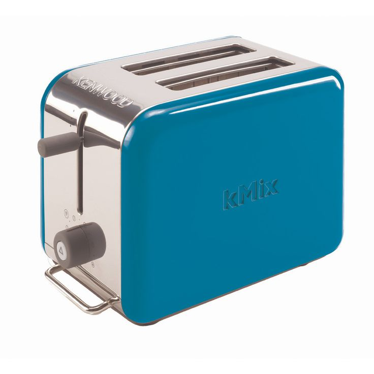 Discover the Kenwood KMix 2 Slice Boutique Aqua Toaster TTM023 at Amara