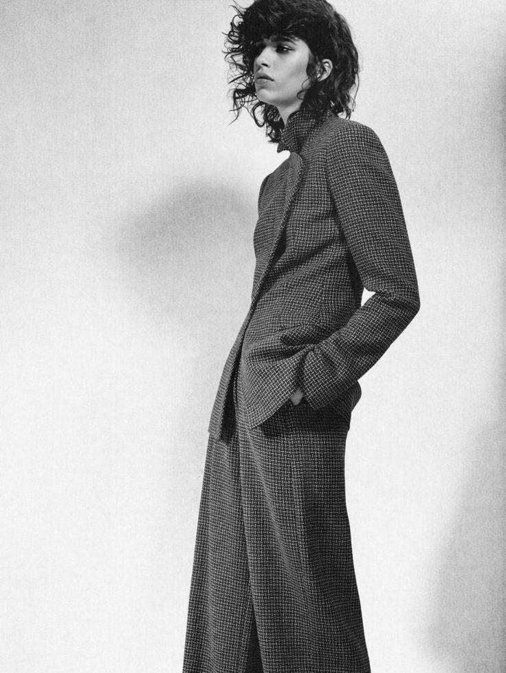 Mica Arganaraz by Collier Schor for Vogue Paris May 2015