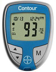 FREE Bayer Contour Blood Glucose Meter on http://hunt4freebies.com