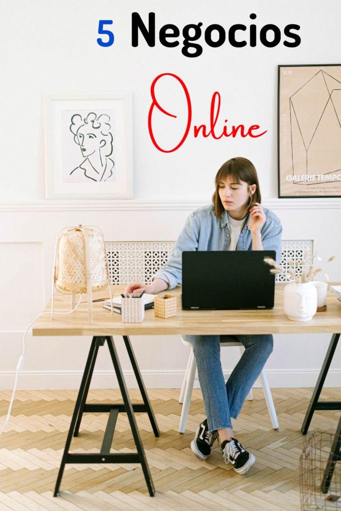 ➣Cómo emprender Online- 5 Ideas de Negocios Online 2021 Marca Personal, Google Ads, Office Desk, Ecommerce, Web Design, Social Media, Marketing, Life, Furniture