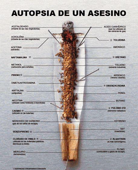#Tabaco, dejar de fumar