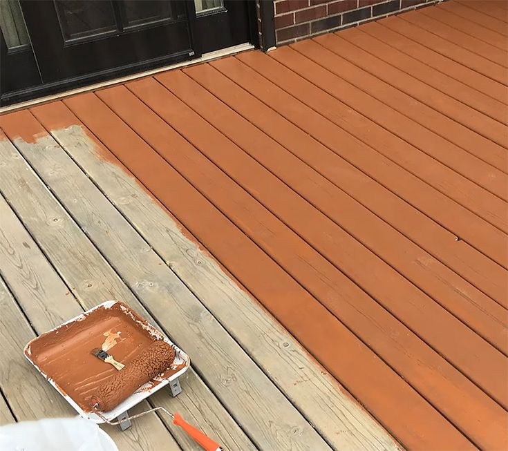 Paint Deck Deck Paint Deck Paint Colors Deck Paint Reviews