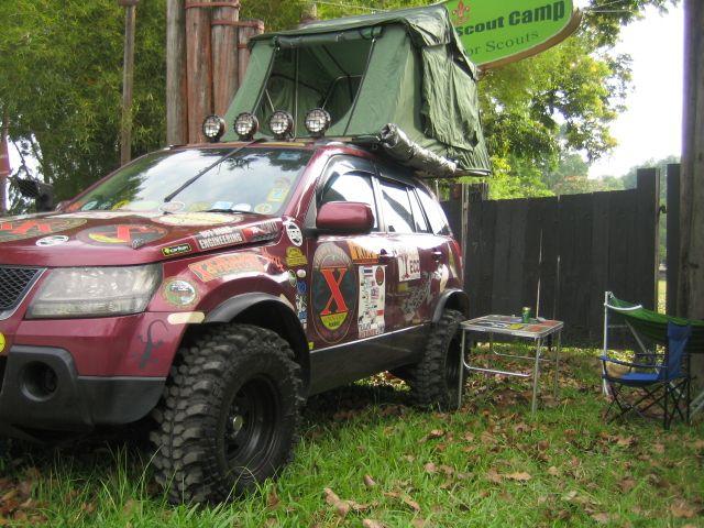 Suzuki grand vitara - 4x4 Community Forum