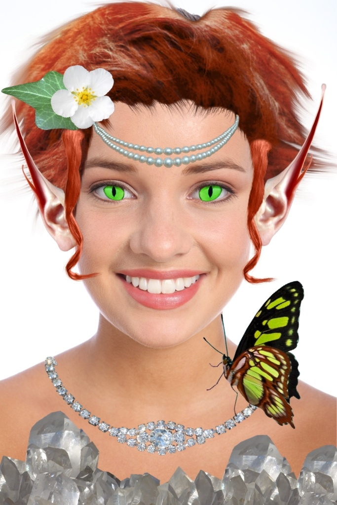 Awesome app for Hobbit or Lord of the Rings fans, or just if you want to Elf yourself!  Elf Me App.