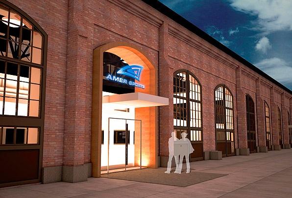 Vallilan Paja liikekortteli: Vanhat rakennukset peruskorjataan museoviraston valvonnan alla. Punatiilinen tunnelma tulee antamaan juurevan säväyksen myös uudisrakentamiselle. Ensimmäisen rakennuksen tiloihin muuttaa Amer Sports Oyj