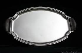 Image result for deco silver serving tray