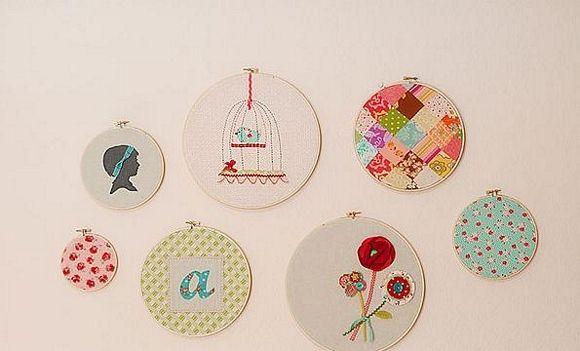 13 best embroidery rabbits images on pinterest for Habitacion familiar en once