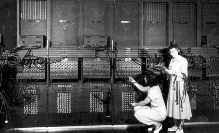17 Rare Images Tell the Real Story of Women in Tech - Mic