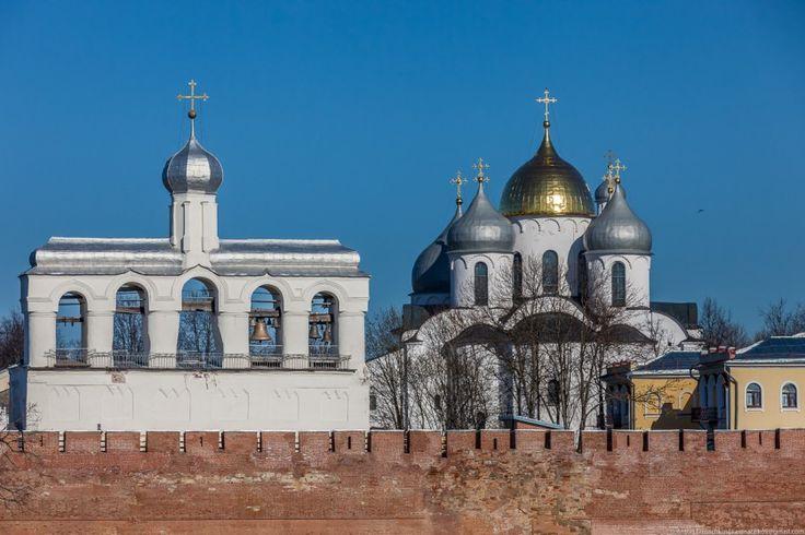 Великий Новгород за выходные