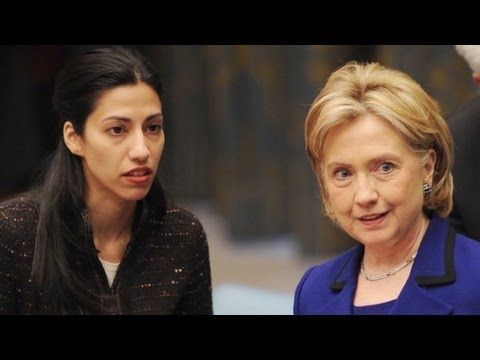 Hillary's Top Campaign Aide Huma Abedin Is A Radical Islamist Who Opposed Women's Rights • Now The End Begins