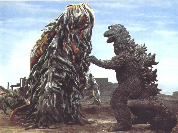 The 16 Most Badass Monsters From the Godzilla Movies | Hedorah (aka The Smog Monster)First Appearance: Godzilla vs. Hedorah (1971)Height: 60 metersWeight: 96 million poundsPowers: Discharges sludge