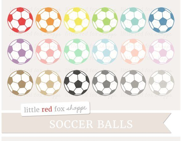 Soccer Ball Clipart In 2020 Clip Art Sports Clips Workout Games
