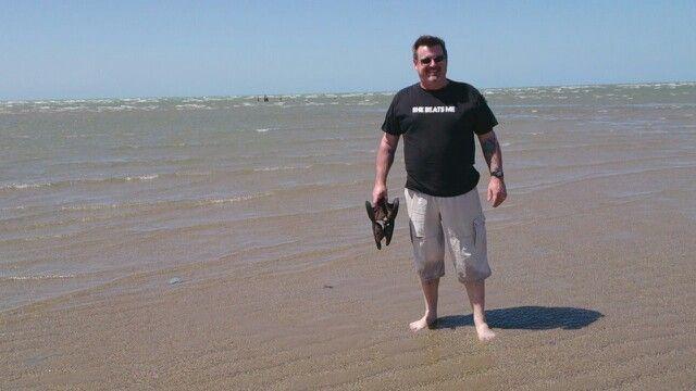 Me at Hervey Bay.