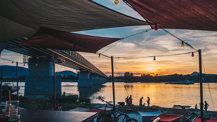 Kevés jobb dolog történhet Újpesttel a nyáron: itt a Kabin! - Check-in