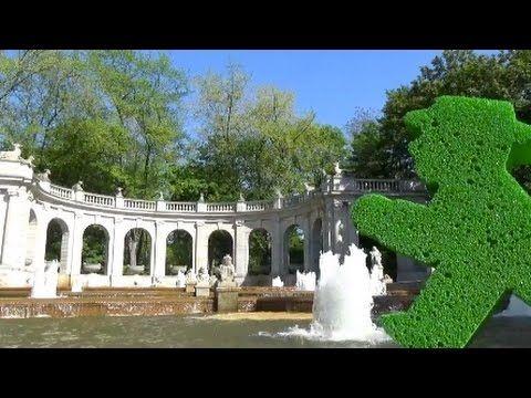 Der Märchenbrunnen im Volkspark Friedrichshain Berlin // The Fairy Tale Fountain at Volkspark Berlin - YouTube